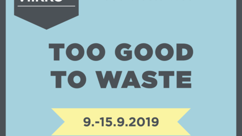 Food waste week 2019