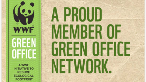 Green Office-logo