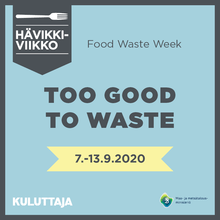 Food Waste Week 2020